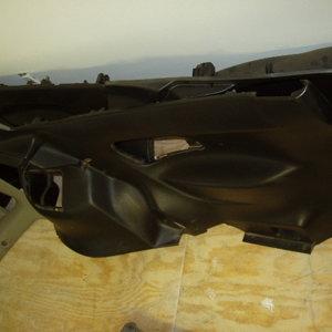 95 GSR Rear Side Panels