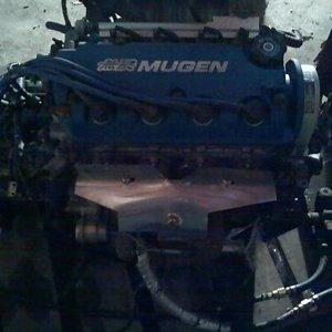 D16Z6 Turbo built